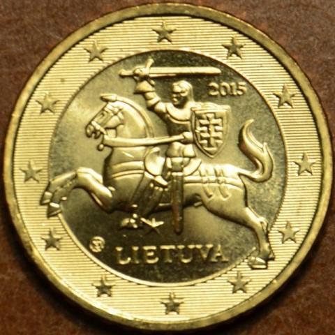 50 cent Litva 2015 (UNC)