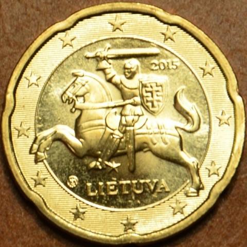 20 cent Litva 2015 (UNC)