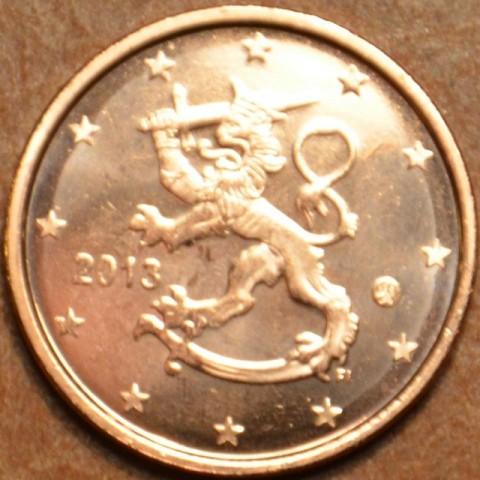 1 cent Fínsko 2013 (UNC)