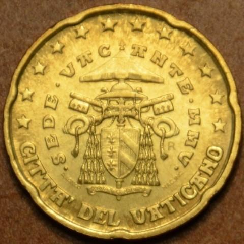 20 cent Vatikán Sede Vacante 2005 (BU)
