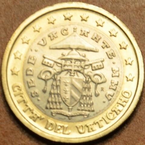 1 Euro Vatikán Sede Vacante 2005 (BU)