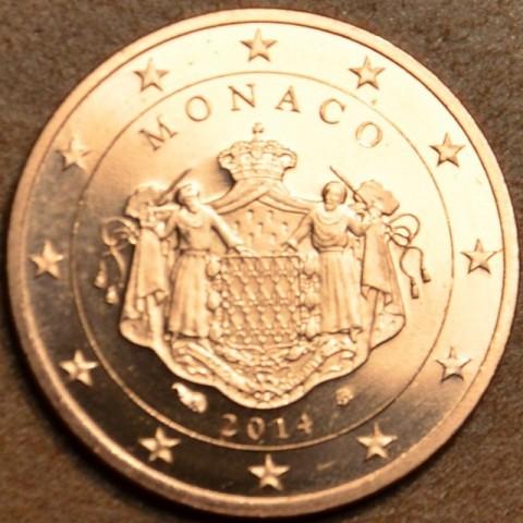 5 cent Monaco 2014 (BU)