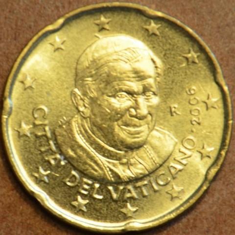 50 cent Vatikán Benedikt XVI. 2006 (BU)