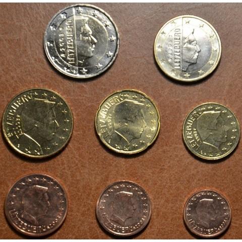Sada 8 mincí Luxembursko 2003 (UNC)