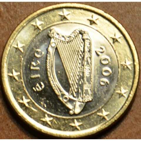 1 Euro Írsko 2006 (UNC)