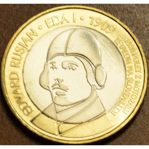 Pamätné minca 3 Euro Slovinsko 2009 (UNC)