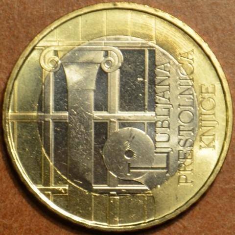 Pamätné minca 3 Euro Slovinsko 2010 (UNC)