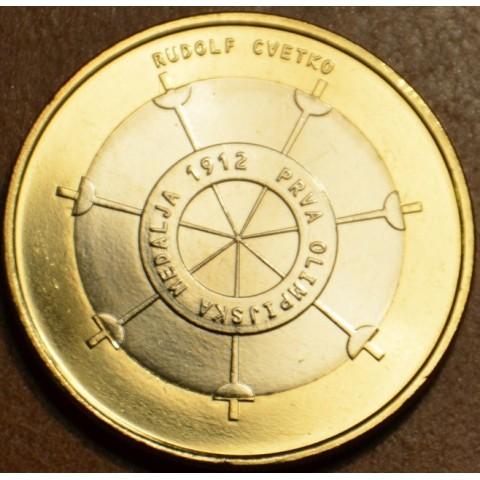 Pamätné minca 3 Euro Slovinsko 2012 (UNC)