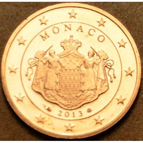 2 cent Monaco 2013 (BU)