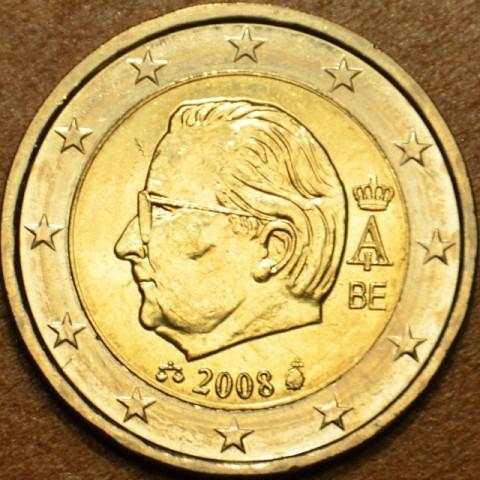 2 Euro Belgicko 2008