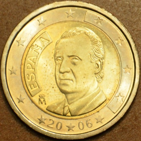 2 Euro Španielsko 2006 (UNC)