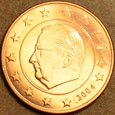 5 cent Belgicko 2004 (UNC)