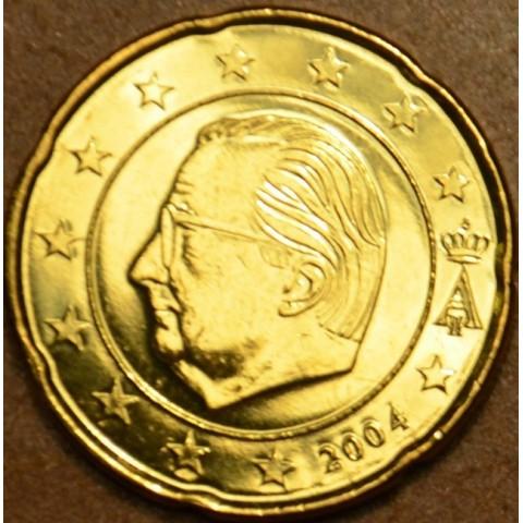 20 cent Belgicko 2004 (UNC)
