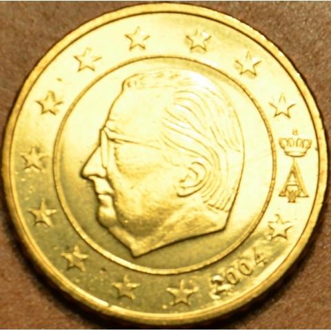 50 cent Belgicko 2004 (UNC)