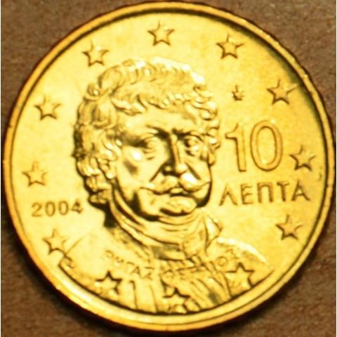 10 cent Grécko 2004 (UNC)