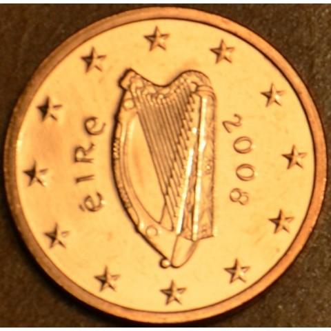 1 cent Írsko 2008 (UNC)
