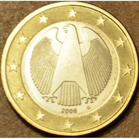 "1 Euro Nemecko ""G"" 2006 (UNC)"