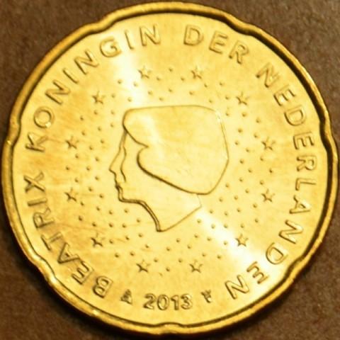 20 cent Holandsko 2013 (UNC)