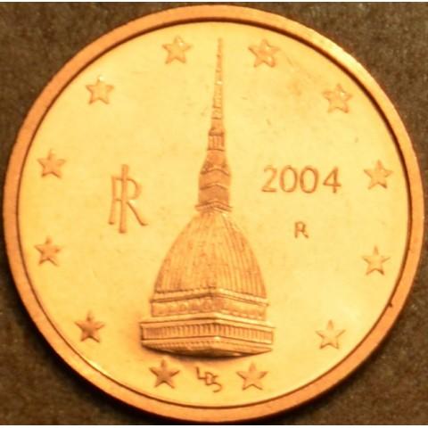 2 cent Taliansko 2004 (UNC)