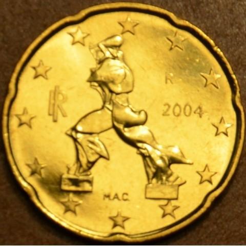 20 cent Taliansko 2004 (UNC)