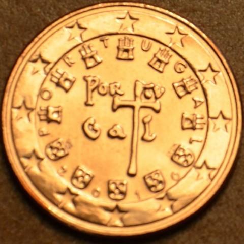5 cent Portugalsko 2010 (UNC)