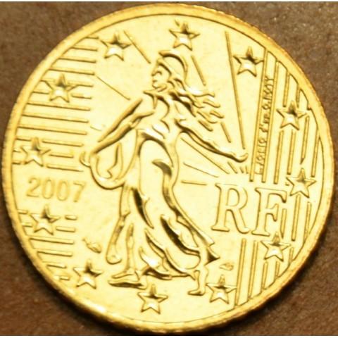 10 cent Francúzsko 2007 (UNC)
