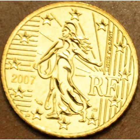 50 cent Francúzsko 2007 (UNC)