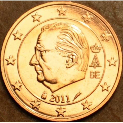 5 cent Belgicko 2011 (UNC)