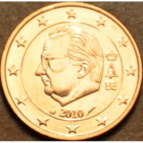 1 cent Belgicko 2010 (UNC)