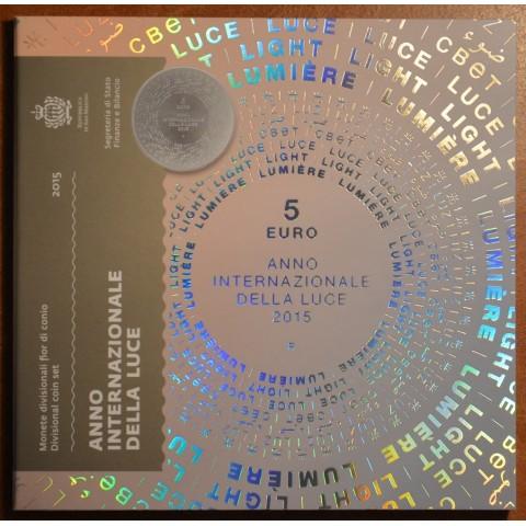 Oficiálna sada 9 mincí San Marino 2015 (BU)