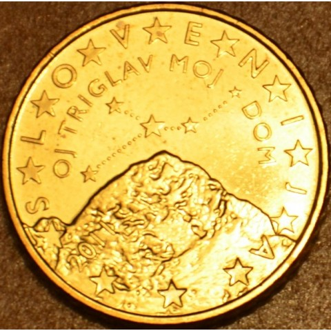 50 cent Slovinsko 2011 (UNC)