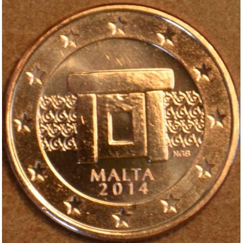 1 cent Malta 2008 (UNC)