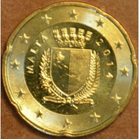 20 cent Malta 2014 (UNC)