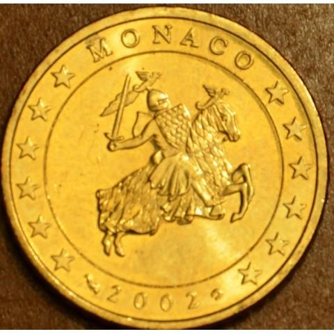 10 cent Monaco 2002 (UNC)