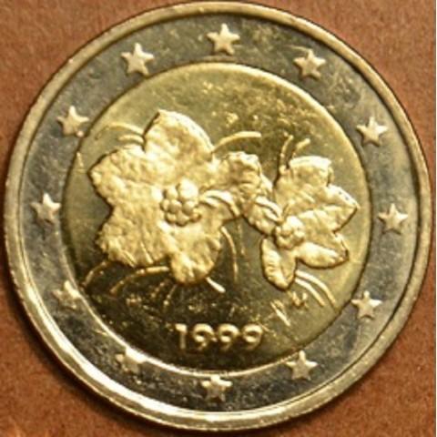 2 Euro Fínsko 1999 (UNC)