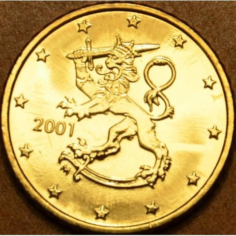 10 cent Fínsko 2001 (UNC)