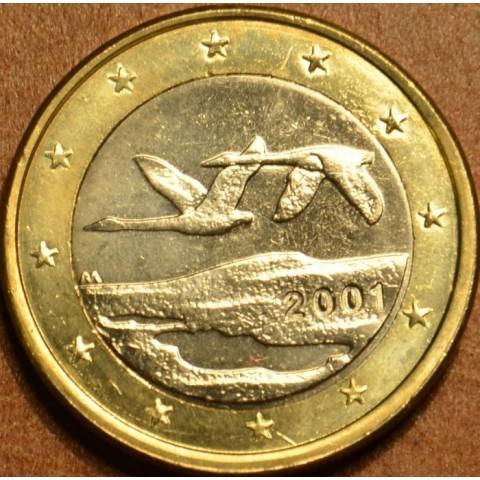 1 Euro Fínsko 2001 (UNC)