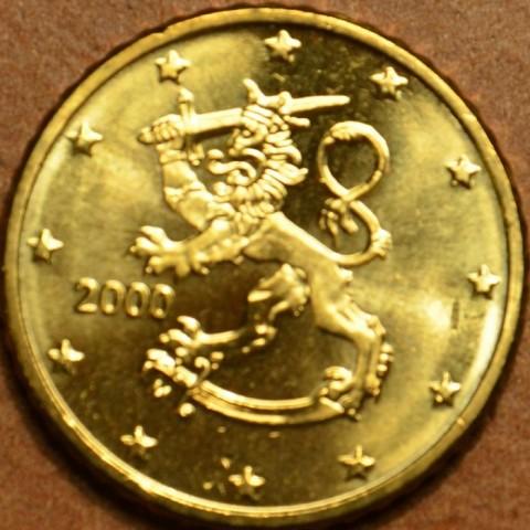 50 cent Fínsko 2000 (UNC)