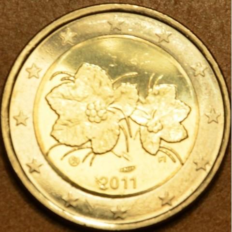 2 Euro Fínsko 2011 (UNC)