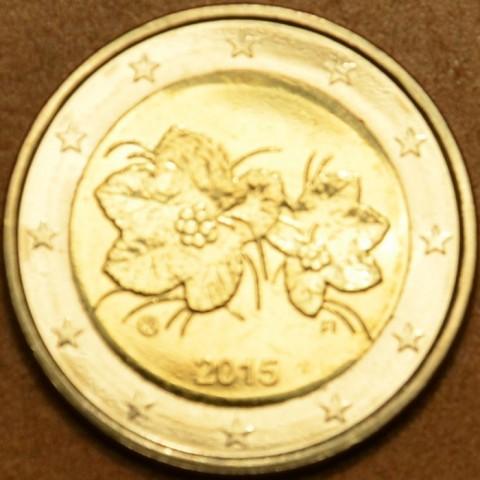 2 Euro Fínsko 2015 (UNC)
