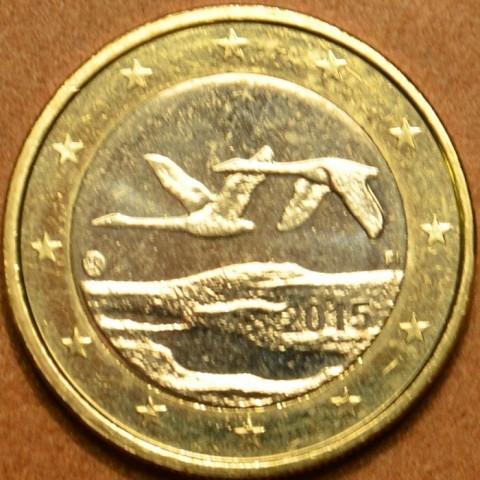 1 Euro Fínsko 2015 (UNC)