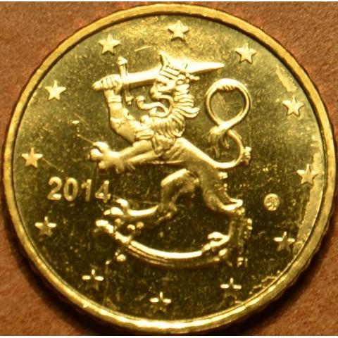 50 cent Fínsko 2014 (UNC)