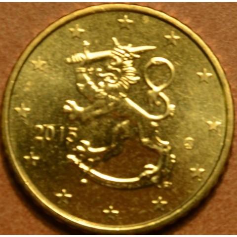 50 cent Fínsko 2015 (UNC)