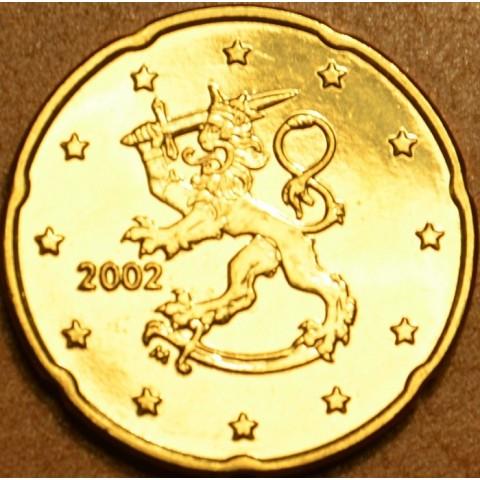 20 cent Fínsko 2002 (UNC)