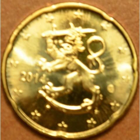 20 cent Fínsko 2014 (UNC)