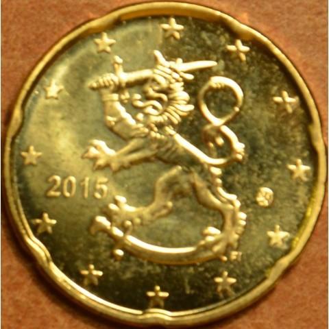 20 cent Fínsko 2015 (UNC)