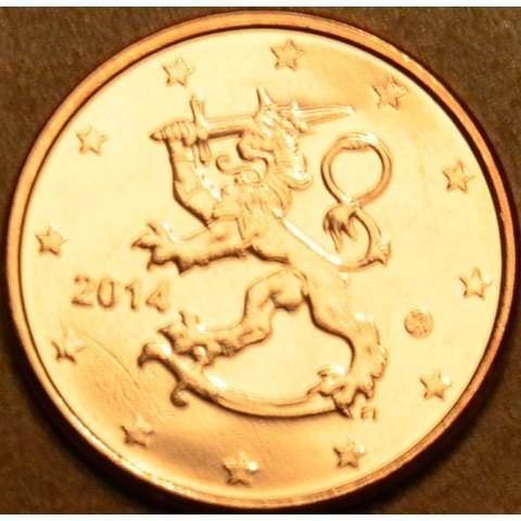 2 cent Fínsko 2014 (UNC)