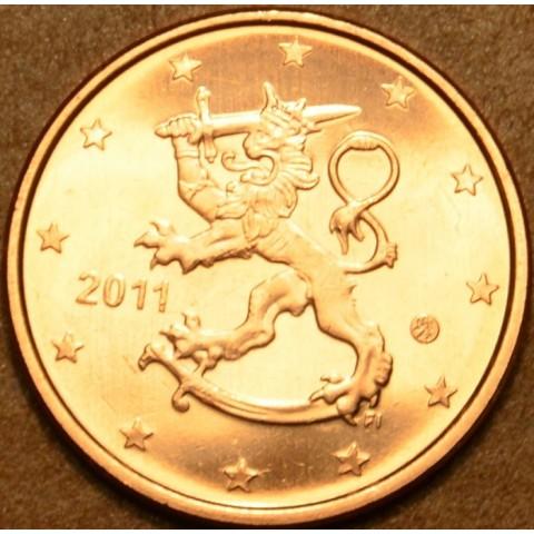1 cent Fínsko 2011 (UNC)