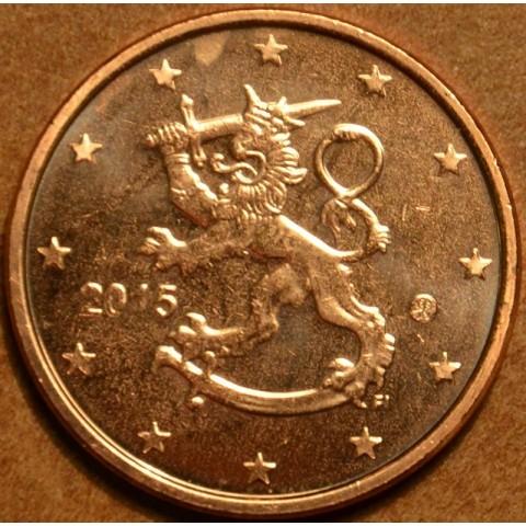 1 cent Fínsko 2015 (UNC)