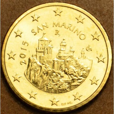 50 cent San Marino 2015 (UNC)